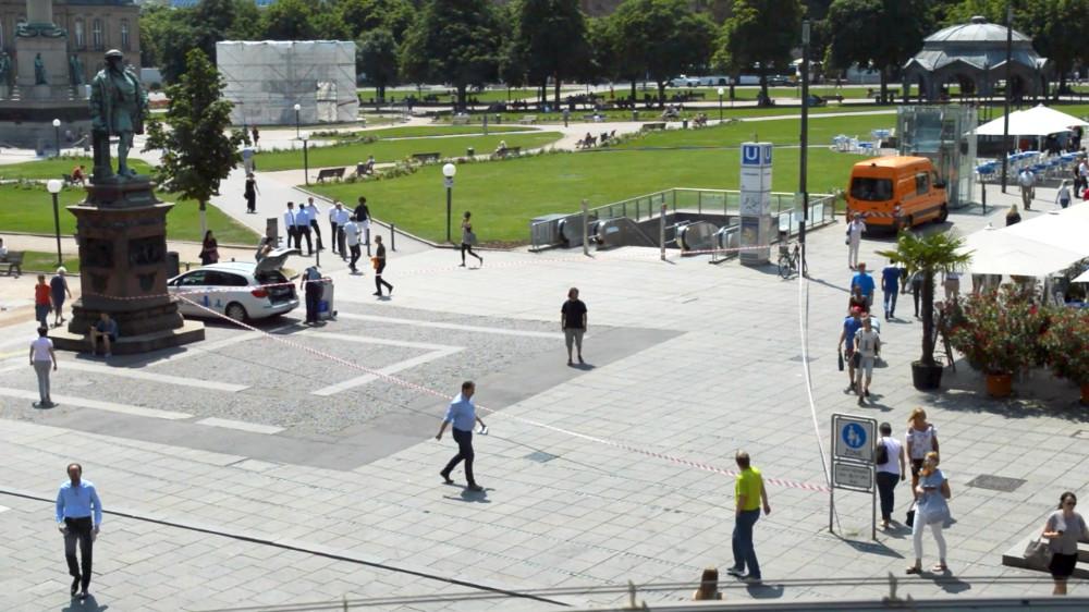 Mailand / Innenhof Satisfying needs Part5: Space